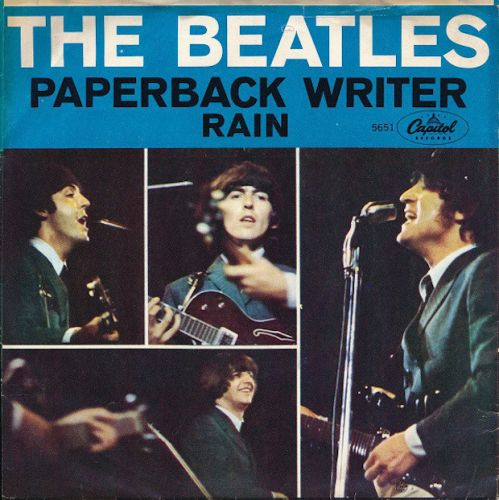 "The Number Ones: The Beatles' ""Paperback Writer"""