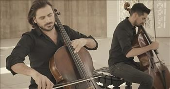 'Hallelujah' - Official Music Video From 2CELLOS