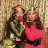 Beyoncé Sang Happy Birthday to Her Mom at a Surprise Party, and Now My Heart's a Puddle