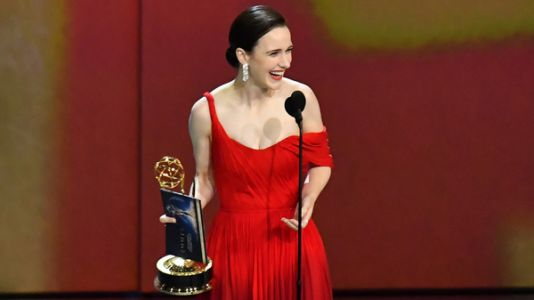 At The 2018 Emmys, 'Game Of Thrones' And 'Mrs. Maisel' Soar While The Hosts Struggle