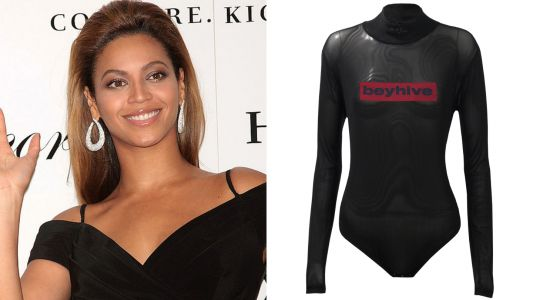 Beyoncé​ Is Great at Everything. Except Designing Clothes