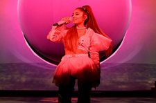Candy Cane-Grams: As Sweetener Tour Kicks Off Again, Ariana Grande Is Officially in the Holiday Spirit