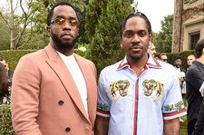 Diddy Calls Pusha T's 'Daytona' Album 'A Modern Day Masterpiece'