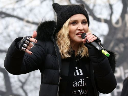 Palestinian Women Artists Urge Madonna to Cancel Performance in Israel