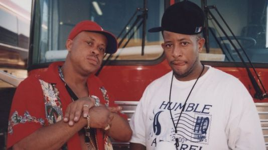 Gang Starr, Hip-Hop's Chilliest Pair Of Heads, Returns