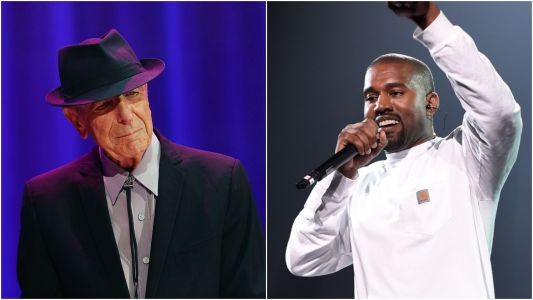 """This Is a Good Time to Read Leonard Cohen's Poem, """"Kanye West Is Not Picasso"""""""