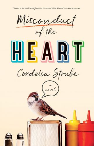 Cordelia Strube's 'Misconduct of the Heart' Palpitates with Dysfunction