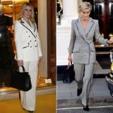 Princess Diana and Her Niece Have the Same Taste in Pantsuits