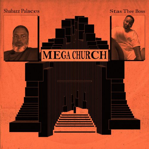"Shabazz Palaces - ""MEGA CHURCH"""