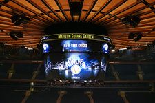 MSG Officials Change Up Spinoff Strategy