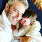 Andy Cohen's Son, Benjamin, Has the Cutest Lil Cheeks Ever