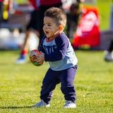 60 Football-Inspired Baby Names For the Smallest Fans