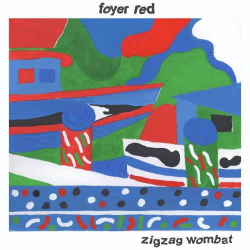 """Foyer Red - """"Blood"""""""