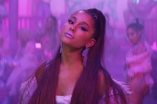 Ariana Grande Says 'thank u' to Fans for 7 Weeks at No. 1 on Hot 100 for '7 Rings'