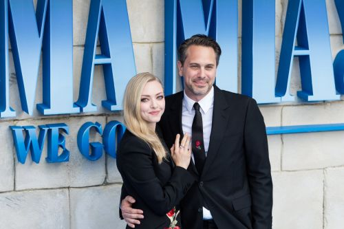 Family of Four! Amanda Seyfried and Thomas Sadoski Welcome a Baby Boy