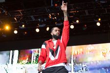 BET Concert in Los Angeles Brings Out Nipsey Hussle, Meek Mill & More