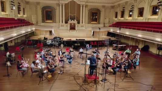 Boston Modern Orchestra Project is honored for championing overlooked American music