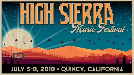 The Rock 'N' Roll Counterculture is Alive and Well at the High Sierra Music Festival