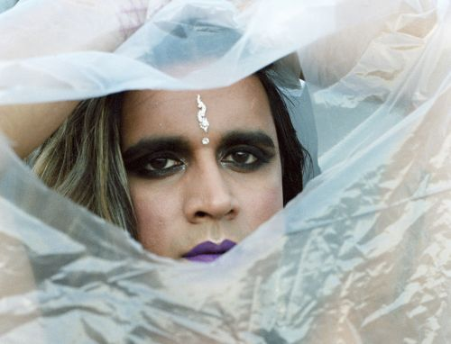 """Vivek Shraya Channels Peaches in Too Attached's Remix of """"I'm Afraid of Men"""""""