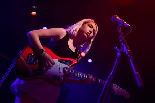 Watch Snail Mail and Waxahatchee Cover Sheryl Crow