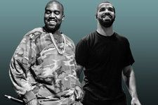 Kanye West's Latest Twitter Tirade at Drake Was Wild