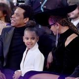Blue Ivy Can Apparently Do a Perfect Cat Eye, So Someone Get This Girl a YouTube Channel