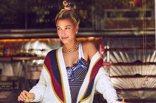Hailey Baldwin Gushes Over 'Incredible' Fiancé Justin Bieber in New Interview: 'He Crushes Everything'