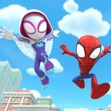 Disney Junior Is Dropping a Marvel Show, Spidey and His Amazing Friends, This September!