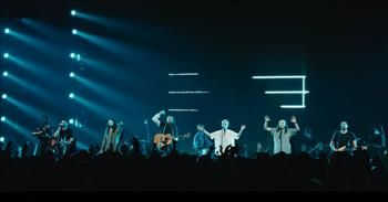 'Might Sound Wild' Hillsong UNITED Live Performance