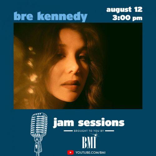 Events: BMI Jam Sessions: Bre Kennedy