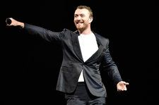 Sam Smith Shares Photo After Eye Surgery: 'Stye with Me'