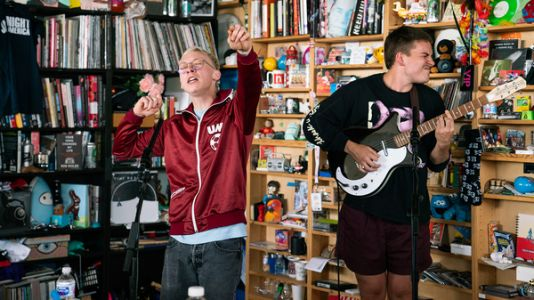 From Their Desks To Ours: Tiny Desk Concerts From Our 5 Tiny Desk Contest Winners