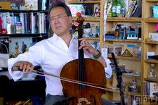 Yo-Yo Ma Flawlessly Performs Bach Cello Suites For NPR Tiny Desk Concert: Watch