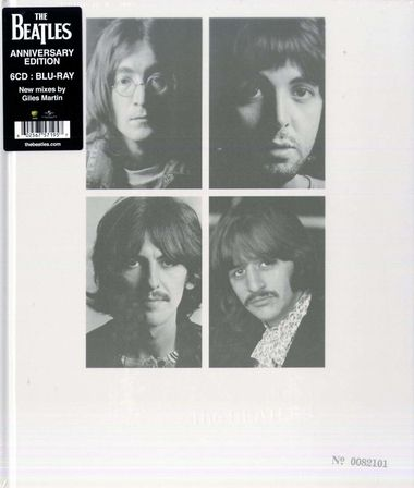 Album Review: The Beatles - The Beatles 50th Anniversary Special Edition
