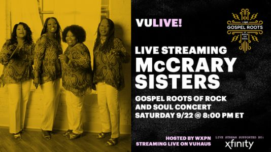 Watch The McCrary Sisters Perform Live