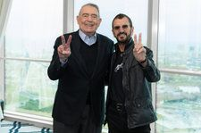 Ringo Starr Tells Dan Rather: 'I'm a Band Guy': Watch Clip From Rather's 100th Show