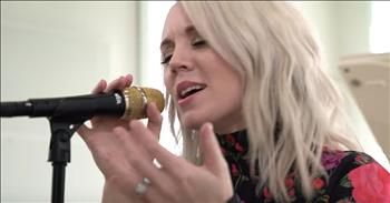 'Always Been You' - Sarah Reeves Ivory Session