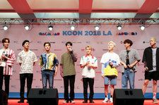Pentagon Talk Songwriting, Teamwork & More at KCON 2018 LA: Watch