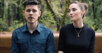 Husband and Wife Duo Sing 'Mary Did You Know'
