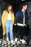 Priyanka Chopra Wore a Striking Yellow Trench With Nick Jonas, and It's Pretty Damn Perfect