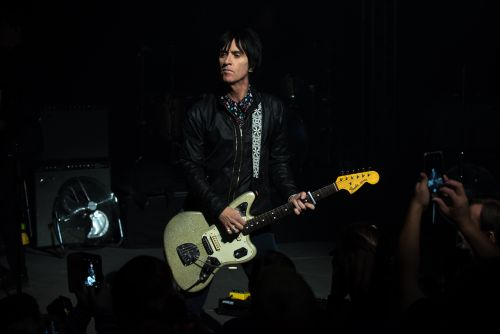 "Watch Johnny Marr Play The Smiths' ""This Charming Man"" Live As A Solo Artist For The First Time"