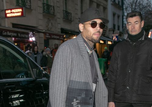 Chris Brown Arrested For Rape In Paris: Report