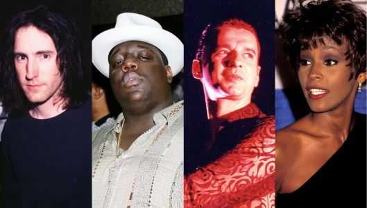 Nine Inch Nails, Whitney Houston, The Notorious B.I.G. Among Rock & Roll Hall Of Fame Inductees