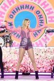 Taylor Swift Celebrates Lover Eve With a Show-Stopping GMA Performance in Central Park