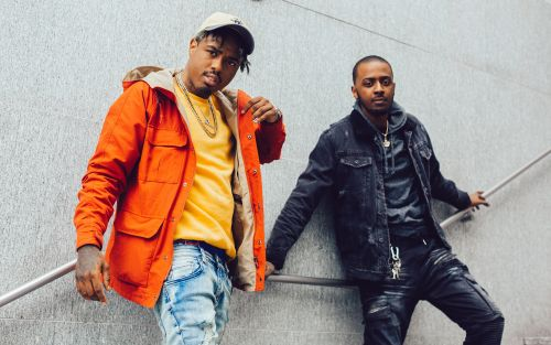 BlumBros' Ecstatic Raps Show Their Brotherly Love