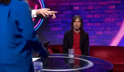 Primal Scream's Bobby Gillespie gloriously refuses to do the Skibidi dance on BBC's The Week: Watch