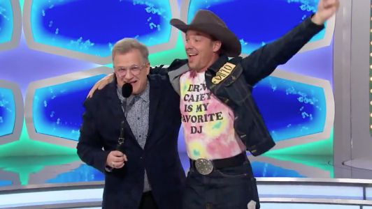 Watch Diplo Come On Down On The Price Is Right