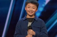Watch 13-Year-Old Jeffrey Li Sing Whitney Houston's 'One Moment In Time' on 'America's Got Talent'
