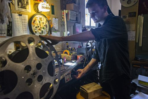The Film Stays in the Picture: A Guide to 70mm Film Projection
