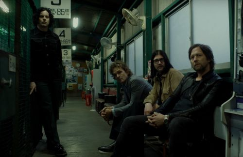 "The Raconteurs - ""Help Me Stranger"" Video"